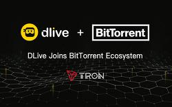 비트토렌트(BTT) 스트리밍 플랫폼 디라이브(DLive) 인수 및 생태계 확장