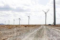 한전, 100% 투자 요르단 풍력발전소 준공 Zawati opens Fujeij wind energy project