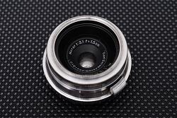 [Lens Repair & CLA] Carl Zeiss Jena Herar 3.5cm F3.5의 헤이즈 클리닝.