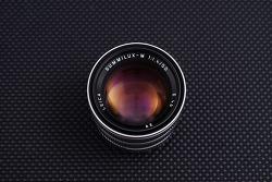 Leica Summilux-M 50mm F1.4 V4 (라이카 주미룩스 50mm F1.4 4세대의 렌즈 발삼 접착제 분리 수리) [Lens Repair & CLA/거인광학]