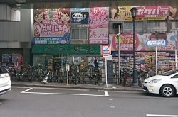일본 오사카 고전게임 오락실 탐방기 (1)