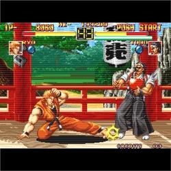 오락실 게임, 용호의 권(Art of Fighting)