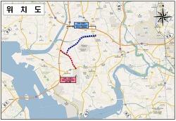 지방도 313호선 평택시 안중읍 현화리〜포승읍 홍원리 4.3km 구간 11일 개통