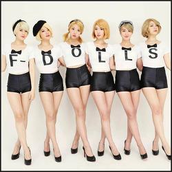 [명곡686] KPOP 걸그룹 뮤지션 62- 파이브돌스