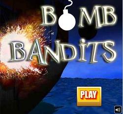 폭탄 제거하기 (bomb bandits)