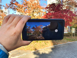 LG V50S 3200만화소 듀얼 스크린에서 쓰기 유튜버를 위한 ASMR