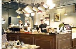 카페놀이 - 길동 <엘리펀트 커피>