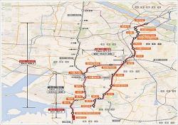 신안산선 복선전철 실시계획 승인 8월말 첫 삽