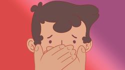 한화생명 광고 애니메이션부분