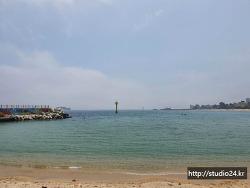 고성 해수욕장, 2020년 6월 방문한 고성 천진 해변