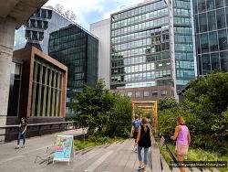 뉴욕여행 필수코스, 뉴욕첼시에서 산책하기 정말 좋은 곳 The High Line