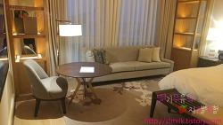 [인천]파라다이스 시티 호텔 객실 - 디럭스 룸