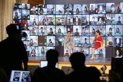 [20200703]의왕시, 김상돈 의왕시장, 민선7기 2주년'토크어바웃' 진행