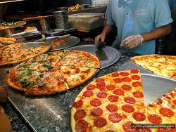 뉴욕소문난맛집, 맨해튼 피자 맛집 Carve Unique Sandwiches & Pizza