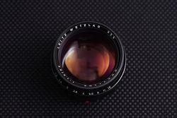 Leica Noctilux-M 50mm F1.2 Double Aspherical AA (라이카 녹티룩스 50mm F1.2의 렌즈 클리닝 및 오버홀) [Lens Repair & CLA/거인광학]