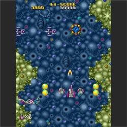 오락실 게임, 암드 포메이션 F (Armed Formation F) 온라인 플레이