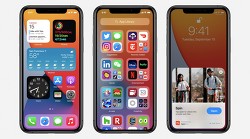 iOS 14 목요일 정식 버전 앞서 GM 베타 배포