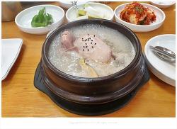 방이동 삼계탕 맛집 방이한방삼계탕 복날 여름보양식으로 최고~