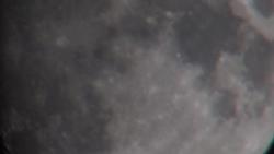 Fujinon A19x8.6 F1.8 SD Lens에 Sony A6000마운팅 대포렌즈 - 달-