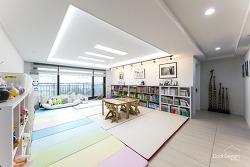 40평대 아파트 리모델링 이천 갈산동 45py 가구입고후 사진