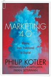 Market-ing 4.0 by Philip Kotler (2017)