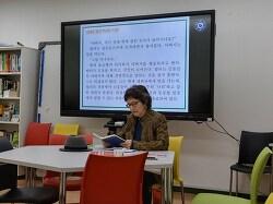 문학과 번역, 그리고 인간에 대하여 - 스위스 작가 아네테 훅과의 만남