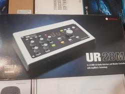 스테인버그 오디오인터페이스 드라이버 설치 방법(UR시리즈, CI2)
