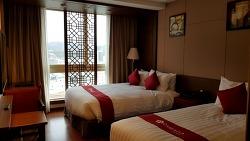 전주에서 그나마 가장 좋다고 소문난 '라마다 호텔'