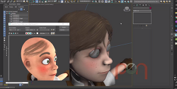 [3ds Max] Game Ready Hair in 3DS Max