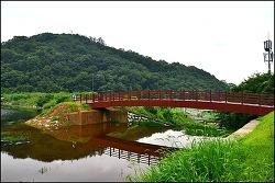1단계 조성 완료된 대구 북구 서리지 수변생태공원