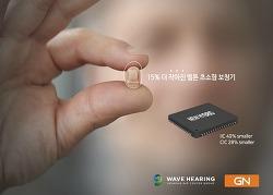 15% 더 작아진 벨톤 초소형(IIC), 고막형(CIC) 보청기- 11월 웨이브히어링 보상판매 프로모션