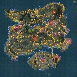 배그 차량위치 무기정보 자기장 통계 맵 정보 - 배틀그라운드 PUBG