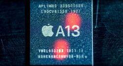 애플 A13 긱벤치4 초기 결과 (아이폰11)