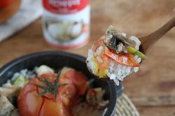 토마토밥 * 7월 제철 음식으로 만드는 맛있는 건강식