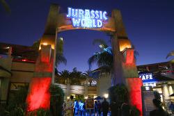 쥬라직월드 라이드(Jurassic World: The Ride), LA 유니버셜스튜디오의 업그레이드된 공룡 어트랙션