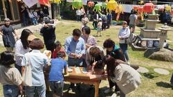 2019 부처님 오신날 문수암 풍경 5