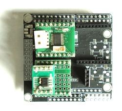 #STM32G030 EVM - I2C 테스트 (TMP275 온도 센서의 온도 측정)