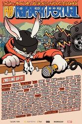 국내 대표 힙합 페스티벌 KB RAPBEAT FESTIVAL 2019, 지코/빈지노/감스트/DPR LIVE 등 2차 라인업 공개