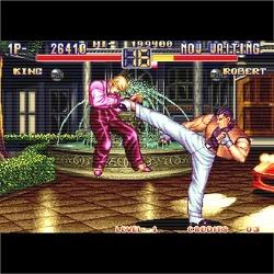 오락실 게임, 용호의 권2 (Art of Fighting 2)