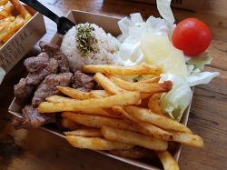[익선동 맛집] 익선스테이크에서 간단히 즐기는 점심의 고기