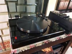 소타 SOTA Comet 아크릭 턴테이블 입니다 -극상품 오토폰 MM최상급 OM30 채용-