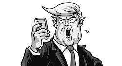 [한마당]  트럼프 씨, 이제 그만!