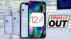 iOS 12.4 정식 버전 업데이트 방법 및 내용 정리
