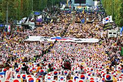 8차 검찰개혁 촛불집회, 멋진 한국인의 힘!