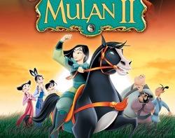 영화 뮬란 2(Mulan II, 2004) 다시보기, 후기, 결말, 줄거리