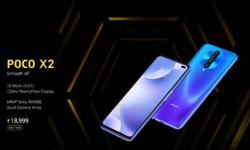 샤오미 - 홍미 K30의 리브랜딩 모델인 '포코 X2' 이미지 및 주요 스펙 유출