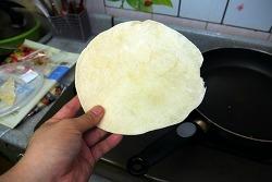 브리또를 찾아 떠나는 여행 2편 - 그렇게 만들어진 멕시칸 샐러드