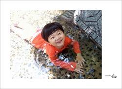 즐거운 물놀이..(1)