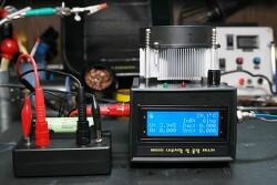 CPU쿨러와 인두기 케이스 활용하여 아두이노 모스펫 정전류 배터리 방전기 2nd DIY