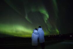 [알래스카 신혼여행] Aurora Chasing Tour in Fairbanks [페어뱅크스 오로라 체이싱 투어]
